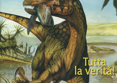 I DINOSAURI - TUTTA LA VERITA', DeAgostini 2005